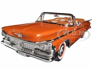 1959 BUICK ELECTRA 225 CONVERTIBLE COPPER 1/18 DIECAST CAR ROAD SIGNATURE 92598