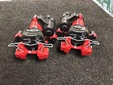 2 REAR ELECTRIC BRAKE CALIPER MOTOR PADS RS3 GOLF R MK7 GTI Clubsport Edition 40
