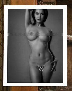 FINE ART Print - Exotic Nude_Asian - Limited Edition Collection