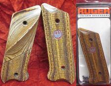 NIB RUGER Genuine Mark II 2 MKII MK Left Hand Thumbrest Wood grips Thumb Rest