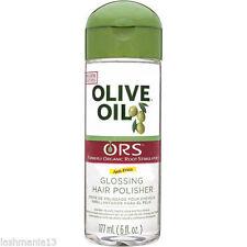 Estimulador de raíces ecológico cabello el aceite de oliva * 6fl. Oz * (RUP) ** Adornar Cabello Pulidor **