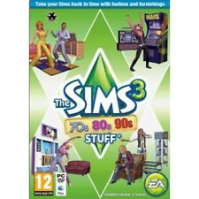 The Sims 3: 70's 80's and 90's Stuff (PC)  BRAND NEW AND SEALED - QUICK DISPATCH