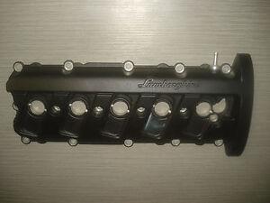 Lamborghini Gallardo Ventildeckel 07L103475F Deckel Ventil Valve Cover OEM
