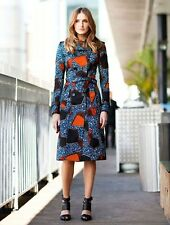 $2,995 Burberry Prorsum 4 38 Eclectic Print Trench Coat Women Lady Gift ITALY B
