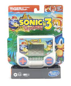 Hasbro Tiger Electronics Handheld Game Sonic The Hedgehog 3 Sega 1994 Retro NEW