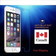 Eye Protection Anti Blue Ray Tempered Glass Screen Protector for iPhone 7/8 Plus