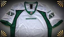 Women's LRG Official CFL Licensed Saskatchewan Roughriders Jersey