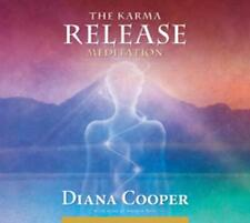 Karma Release Meditation CD by Diana Cooper and Andrew Brel