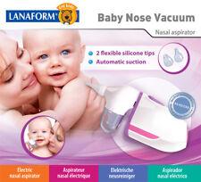 Baby Nose Vacuum  LANAFORM Electric Nosal Aspirator  HIGH QUALITY