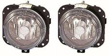 Pair Right OS Left NS Side Fog Lights H1 For Mazda MPV MPV 6.02-3.04