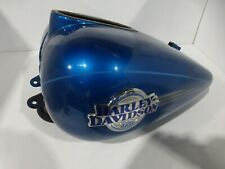2005 HARLEY DAVIDSON FLHTCUI, BLUE FUEL GAS TANK RESERVOIR (OPS7012)