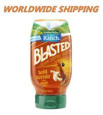 Hidden Valley Blasted Bold Buffalo Ranch Sauce 12 Fl Oz WORLDWIDE SHIPPING