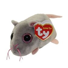Ty Beanie Boos Teeny- Miko The Grey Mouse 12372