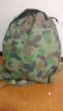 Cadet Day pack Heavy Duty Canvas DPCU DPDU backpack Cadet Genuine Australian Arm