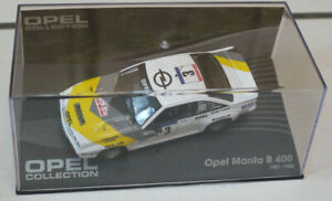 Opel Collection 1:43  Opel Manta B 400  in OVP