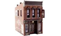 Woodland Scenics BR5049, HO Scale, Sully's Tavern, Built-&-Ready