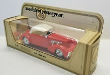 Y-18 1937 Cord 812; Matchbox 1978 Models of Yesteryear, Boxed