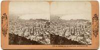 Stereophoto. Neapel, San Martino, um 1880