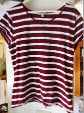 # Cute Woman's Top, BANANA REPUBLIC, Size XL, 100% Cotton