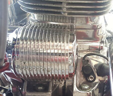 Harley Davidson Oil Cooler Billet Evo Softail Springer Heritage 90-96 any Evo