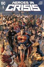 HEROES IN CRISIS #1 NEAR MINT 2018 UNREAD DC COMICS bin-2019-2474