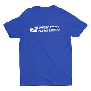 Unisex USPS Postal Post Office Sleeve Tee T-shirt comfortable premium quality