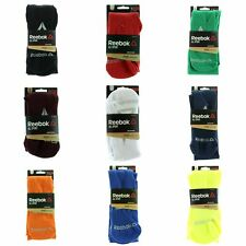 Reebok All Sport Socks Moisture Wicking Over The Calf Aegis Antimicrobial