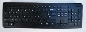 Lot of 8 Dell Wireless Keyboards KM632 0KJW6K *No Dongles, Keyboards Only*