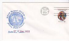 APOLLO 17 HSNS VANGUARD MILITARY SEALIFT COMMAND CAPE CANAVERAL 12/16/1972