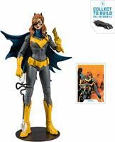 "McFarlane Toys DC Multiverse Batgirl Art of The Crime 7"" Action Figure New 2020"