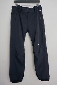 Women Helly Hansen Ski Trousers Black HellyTech XP L ZPA292