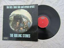 ROLLING STONES lp BIG HITS HIGH TIDE GREEN GRASS German Decca N/M..33rpm / 60's