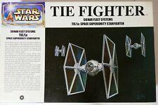 Star Wars Fine Molds 1/72 Tie Figter SW-2 2200 Model Kit BNIB 2002