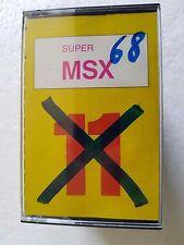 Msx SUPER msx n.11