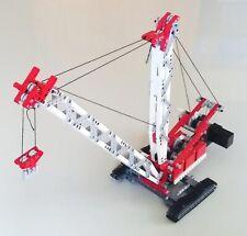 Lego Technic 8288 Crawler Crane, incomplete, RARE