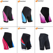 Damen Radfahren Atmungsaktiv ZEROBIKE Fahrradhose Cycling Shorts Radlerhose S-XL