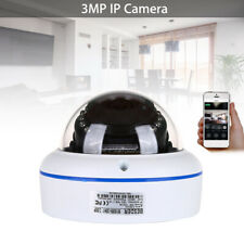 3MP 1080P IP Camera Onvif Security Smart Network Infrared Night Vision Dome Mini