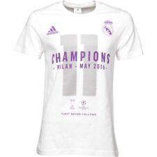 Camisetas de fútbol de clubes españoles de manga corta talla XXL