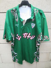 Maillot rugby ESG GIMONT GERS porté n°90 SHEMSY shirt XL