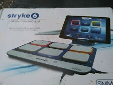 Simmons Stryke6 Drum Controller for iPad 2 and higher BARELY USED!