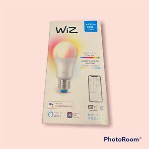 WIZ CONNECTED A60 Full Colour Smart Light Bulb E27 LED Lighting