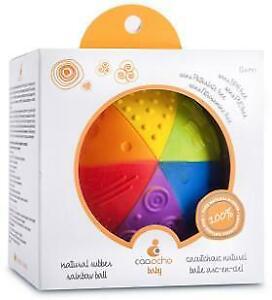 caaocho Ball Sensory Rainbow