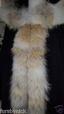 Black Cashmere Hooded Cape With Coyote Fur Trim Beautifully Canadian Label