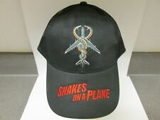 Snakes On A Plane 2006 New Vintage Movie Promo Hat Rare Samuel L Jackson