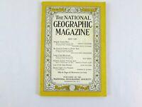 National Geographic Magazine May 1948 Volume XCIII Number 5