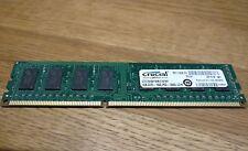 Crucial 4GB RAM, PC3-12800 DDR3-1600MHz (Modulo 1X4GB)