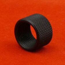 New 1/2-28 Thread Protector Black Fits Lone Wolf Barrel For Glock 11mm Length009