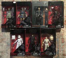 Star Wars The Black Series lot #3