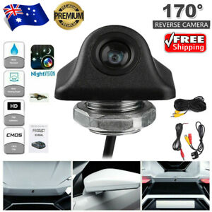 170° HD Rear View Camera Reverse Parking Cam Backup Night Vision Car Waterproof