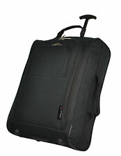 5 Cities The Valencia Collection Hand Luggage Lightweight Travel Holdall 55 Cm